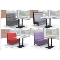 China restaurant booth seating furniture wholesale