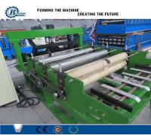 China Simple Mini Autoamtic Steel Sheet Coil Cut To Length Line Machine wholesale