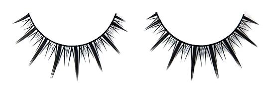 Quality Semi Permanent Black False Eyelashes For Girls / Waterproof False Eyelashes for sale