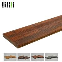 China 18mm Thickness Wood Patio Tiles , Eco Forest Bamboo Patio Floor Tiles wholesale