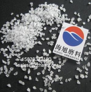 China White Fused Alumina F16 on sale