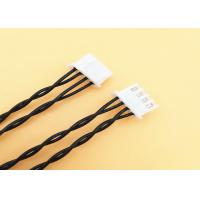 China UL10086 ETFE Insulation High Temperature Wire And Cable With 4 Pin Jst - Xh Connector on sale