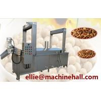 China Factory Price Broad Beans Frying Machine|Beans Fryer Equipment For Sale wholesale