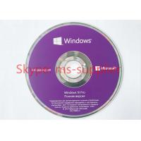 Genuine Microsoft Software Win 10 Pro OEM Russian Version  64 Bit Package Activation Online