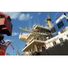 High Quality Marine Ship Deck Crane