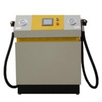 China Automatic Air Conditioner Heat Exchanger Refrigerant Filling Equipment For Heat Pump wholesale