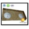Xiamen Kungfu Stone Ltd supply Golden Granite Kitchen Countertops In Many Sizes