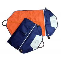 China Eco-Friendly Navy Nylon Fabric Suit Garment Bag For Suit Packaging wholesale