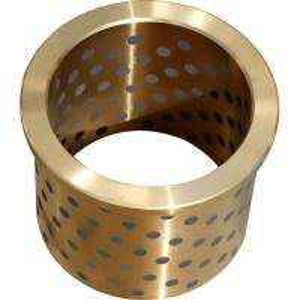 CHB-JDB Copper solid enchase self-lubricating bronze bearing