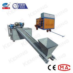 China Variable Speed 40m3/H Foam Concrete Peristaltic Pump wholesale