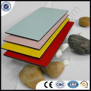 China Aluminium Composite Panel/ ACP/Fireproof/PE/PVDF on sale
