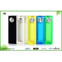 China Acrylic Stainless Steel Mechanical Mod wholesale