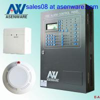 China Asenware small project addressable fire alarm control panel wholesale