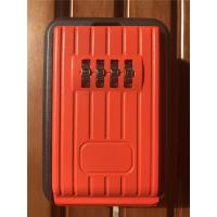 China High Security Digital Key Lock Box For Outside House / Digital Lockbox wholesale