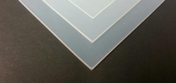 Quality High Tear Strength Platinum Cured Silicone Sheet For Medical Equipment Rubber Plate for sale
