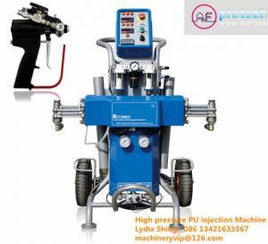 China High Pressure Polyurethane PU Spray Machine, PU Pouring Equipment Serving Aloft Work wholesale