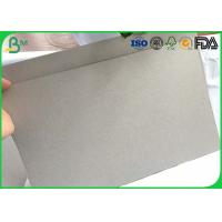 China Large Corrugated Cardboard Sheets 1mm 2mm 3mm 4mm Grey Board For Box Binding Covers wholesale