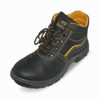 China Action Leather Safety Shoes with 38 to 46# Size, Different Safety Classes are Available wholesale