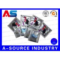 China Oral Jelly Pharmaceutical Aluminum Foil Bags Custom Logo Printing / 4 Sides Sealing wholesale