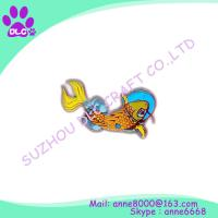 China New product custom design enamel metal lapel pin wholesale