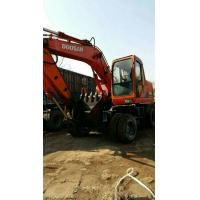 China used wheel excavator for sale DOOSAN DH140 DH150 DH130 wholesale