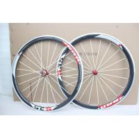 Super Light Clincher Rim 38mm Carbon Fiber Road Bike Wheel Rims Alloy Brake 23mm Width