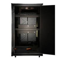 China Digital 55 Inch Magic Photo Booth , Mirror Me Photobooth With Flight Case wholesale