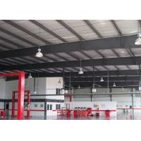 China Steel Framing Car Showroom Building Exhibition Hall With Glass Curtain wholesale