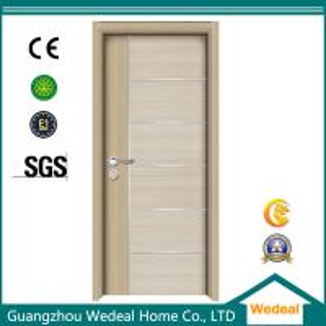 China Bi-folding Wooden Door Interior door Yellow Color For Room/Hotel/Villa In High Quality on sale