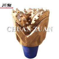 China Golden TCI Tricone Bit , Tricone Roller Bit For Sandstone / Dolomite / Marble on sale