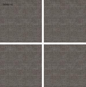 China Commercial Dark  GREY / Black Porcelain Floor Tile  For Bathroom Shower Car Parking  Outside wholesale