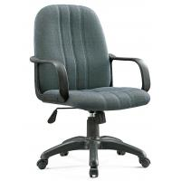 China Premium Wide Grey Fabric Office Chairs For Short People Cold Weather Resistant wholesale