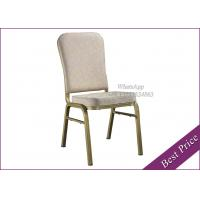 China CHINA Manufacture Party hall Banquet Furniture Iron Dinner Chair (YF-1) wholesale