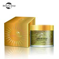 China GMP Skin Care Face Mask ,  Whitening And Moisturizing Crystal Gold Collagen Face Mask wholesale