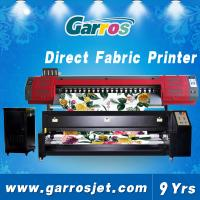 China 1800mm high resolution cotton fabric digital printing machine for polyester /cotton fabric wholesale