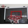 China Free Standing Mini Basketball Hoop For Door , Small Over The Door Basketball Hoop wholesale