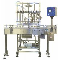 China Reasonable Design Shampoo Bottle Filling Machine For Daily Chemical Liquid on sale