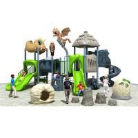 Multi - Functional Outdoor Playground Equipment For Amusement Parks And Theme for sale