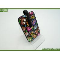China Ultra Slim Portable Power Bank  With USB Cable Build In Support Offset Print wholesale