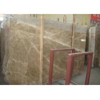 China Emperador Light Marble Stone Slab Turkey Imported Marble Wall Panels Beige Color wholesale