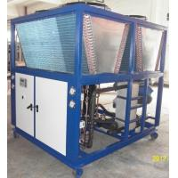 China Customized Air Cooled Water Chiller With Copeland Compressor For Wine wholesale