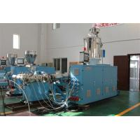 China 16mm - 63mm HDPE Pipe Machine , Plastic Pipe Manufacturing Machine CE Approved on sale
