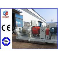 Rubber Roller Mill Mixer Open Mixing Mill 25-50kg Feeding Capacity Per Time