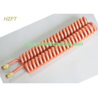 China Compact Designed Finned Tube Coil as Oil Cooler and Water Heater wholesale