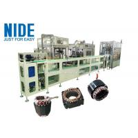 China Electric Motor Stator Winding Machine High Efficiency for Fan Motor Stator Production wholesale
