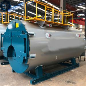 China 1 To 20 Ton Industrial Oil/Gas Fired Condensing Steam Boiler For Chemical Plant wholesale