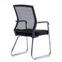 China Contemporary Mesh Back Office Chair Without Wheels Ergonomic Style wholesale