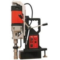 China Heavy duty magnetic drill press to drill a hole through steel wholesale
