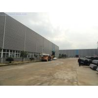 China Prefab House Earthquake Proof Light Industrial Steel Buildings With Q235, Q345 wholesale