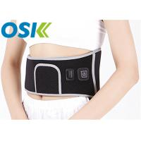 China Adjustable Lumbar Back Brace For Waist Slimming , Muscle Strain Waist Back Support on sale